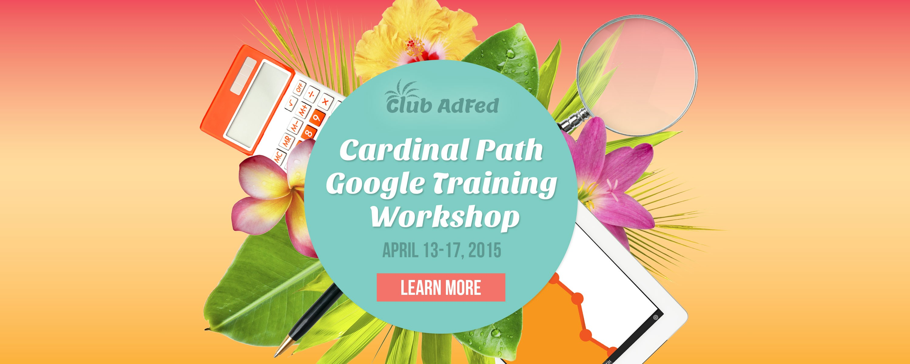 Cardinal Path Google Analytics & Adwords Training